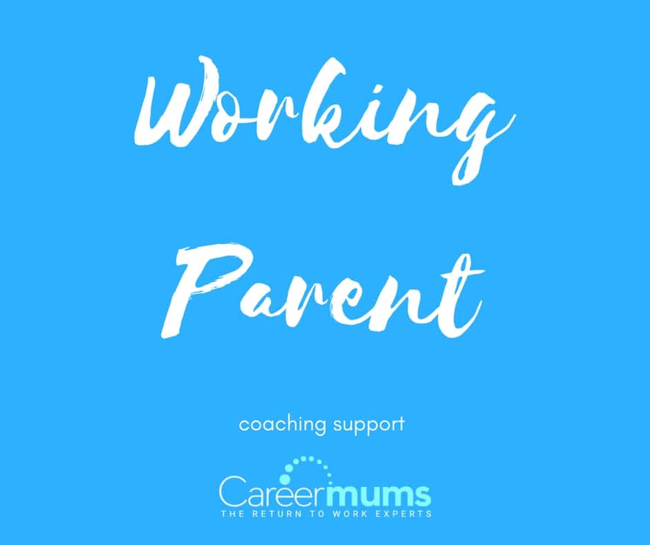 working parent coaching