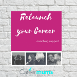 Relaunch your Career coaching