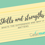 skills and strengths