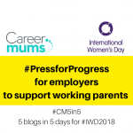 PressforProgress for employers to support working parents