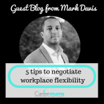 Negotiate workplace flexibility