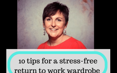 10 tips for a stress-free return to work wardrobe