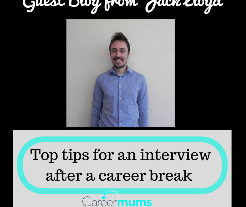 Top tips for interviews after a career break