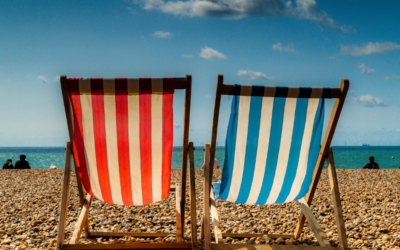 5 things for the summer holidays to boost your return to work