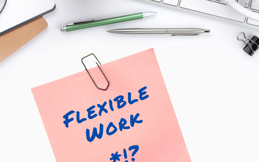 9 tips for making a flexible working request