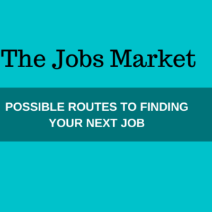 where to find your next job