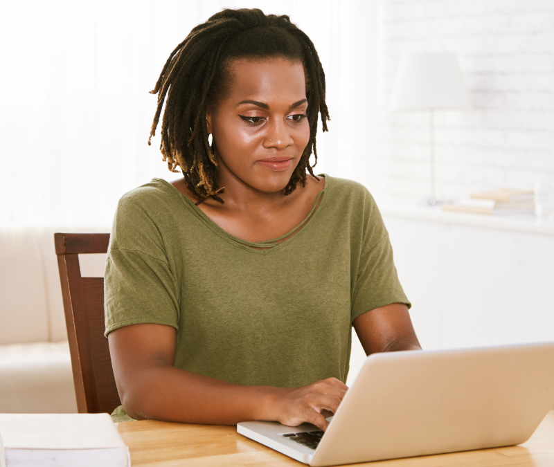 5 ways to show you're serious about your career progression when working from home