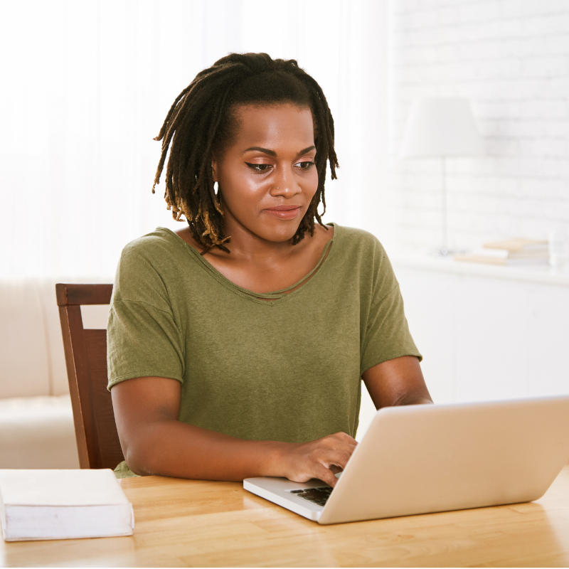 Show you are serious about your career progression when working from home